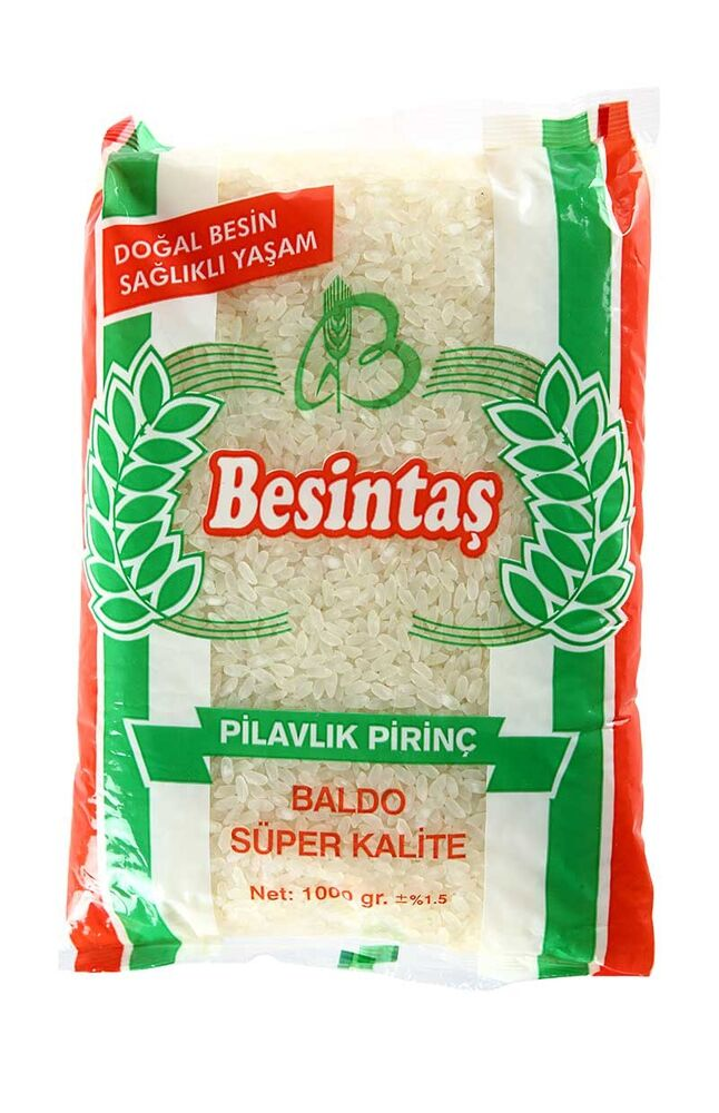 Image for Besintaş Baldo Pirinç 1 Kg from Bursa