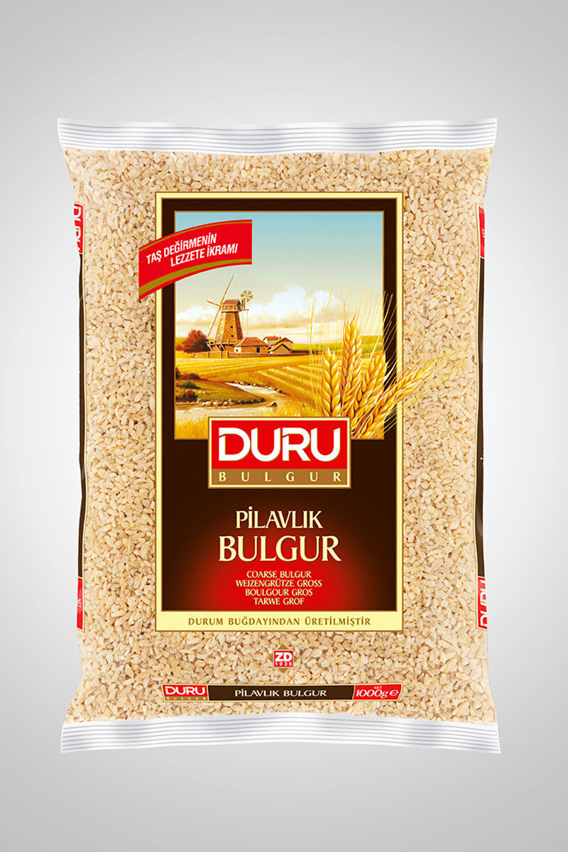 Image for Duru Pilavlık Bulgur 1 Kg from Kocaeli