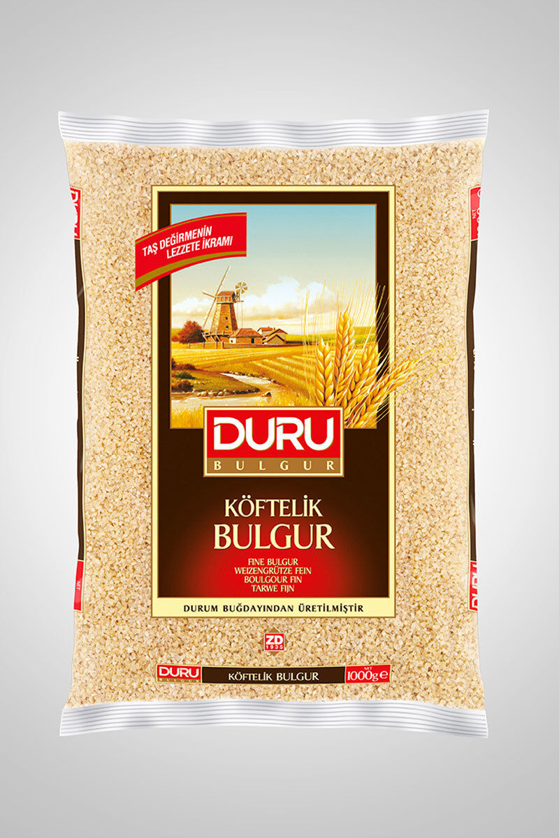 Image for Duru Köftelik Bulgur 1 Kg from İzmir