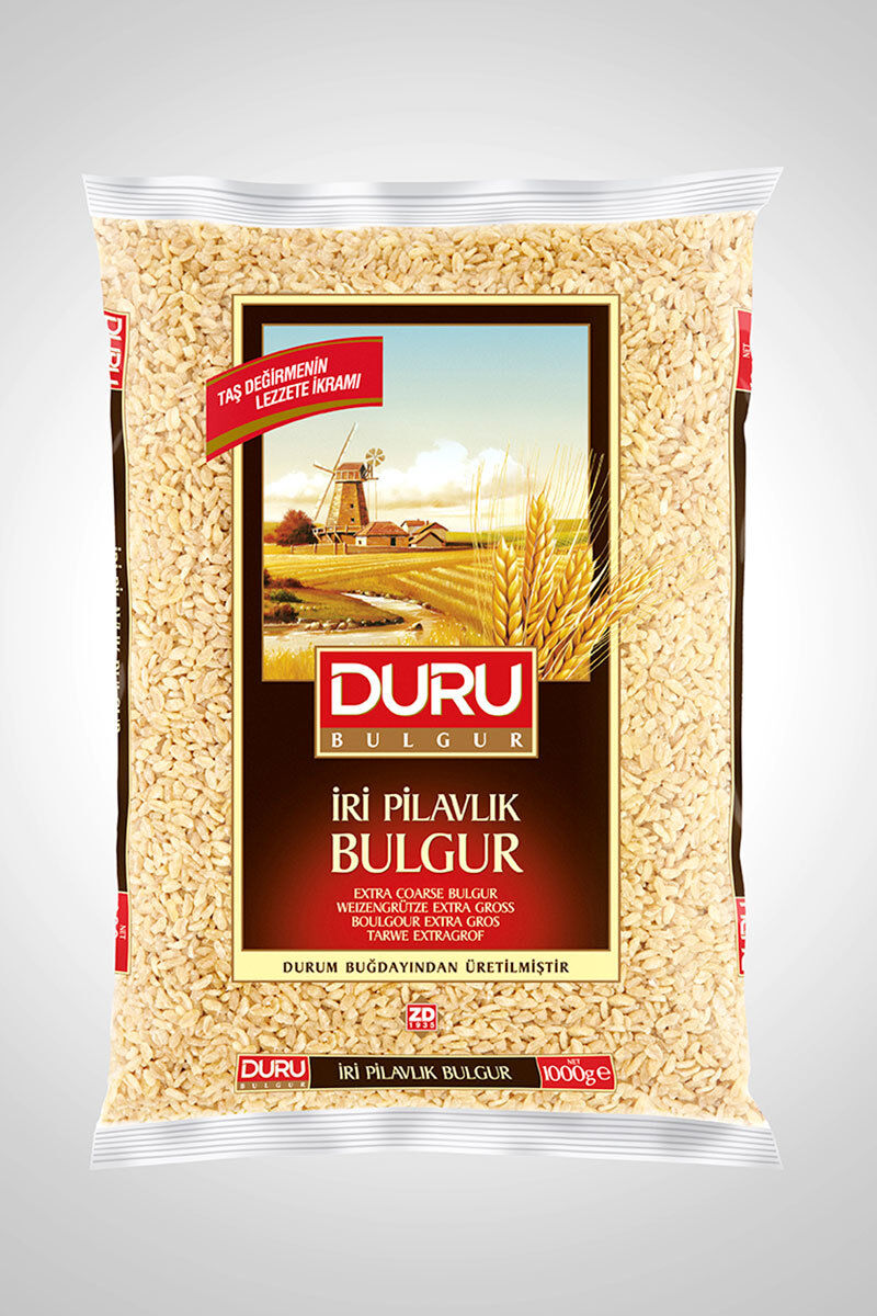 Image for Duru Pilavlık İri Bulgur 1 Kg from Eskişehir