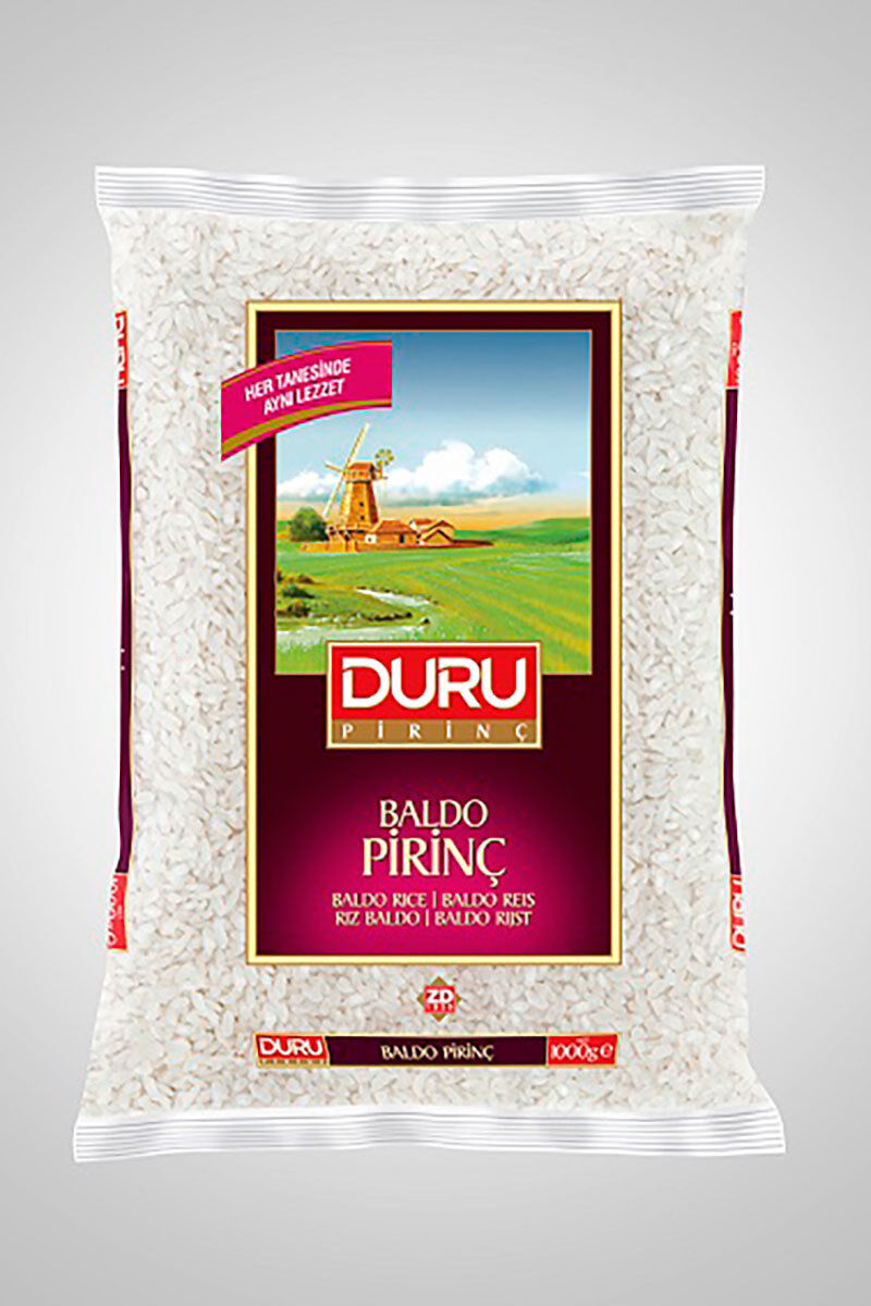 Image for Duru Baldo Pirinç 1 Kg from İzmir