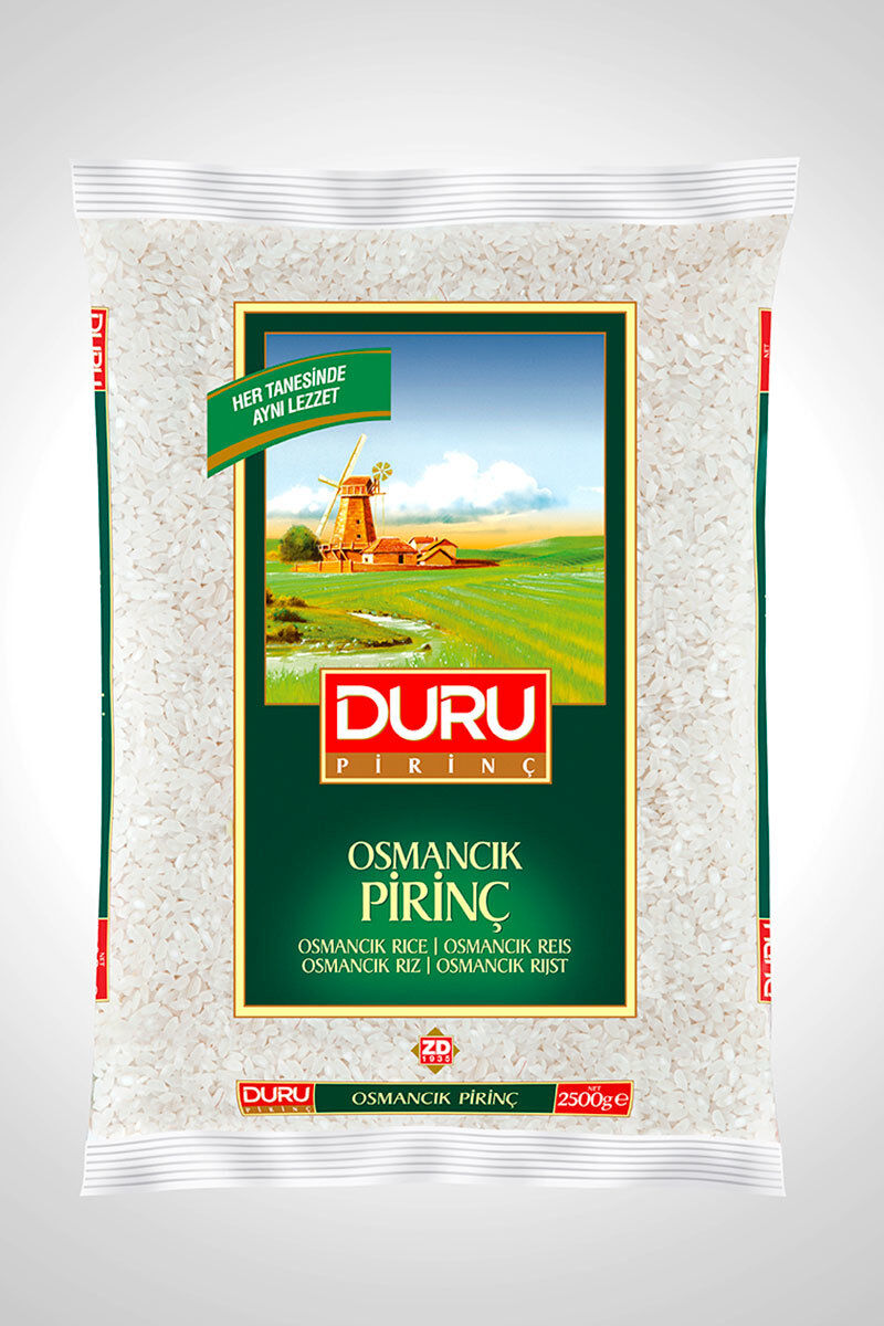 Image for Duru Osmancık Pirinç 2.5 Kg from Bursa