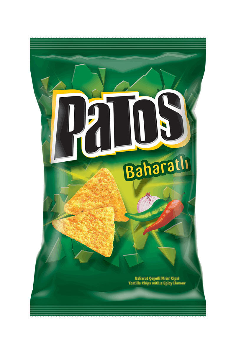 Image for Patos Baharatlı 132 Gr from Bursa
