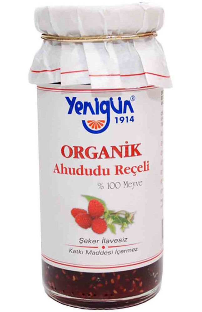 Image for Yenigün Organik Ahududu Reçel 290 Gr from Bursa