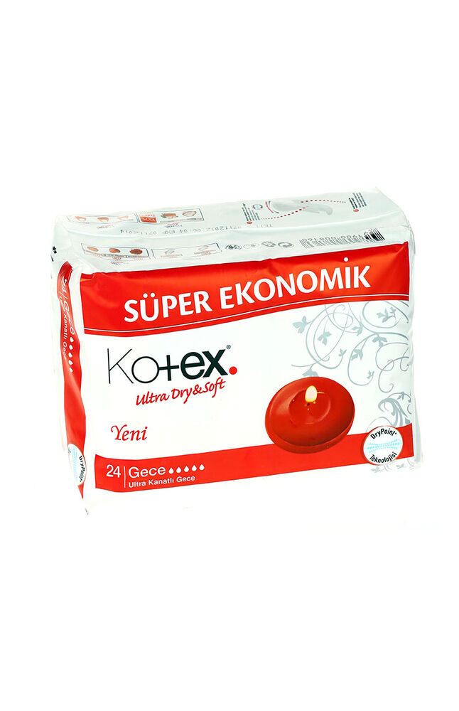 Image for Kotex 4'Lü Gece Paket from Bursa