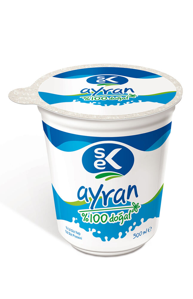 Image for Sek Ayran 300 Ml from Antalya
