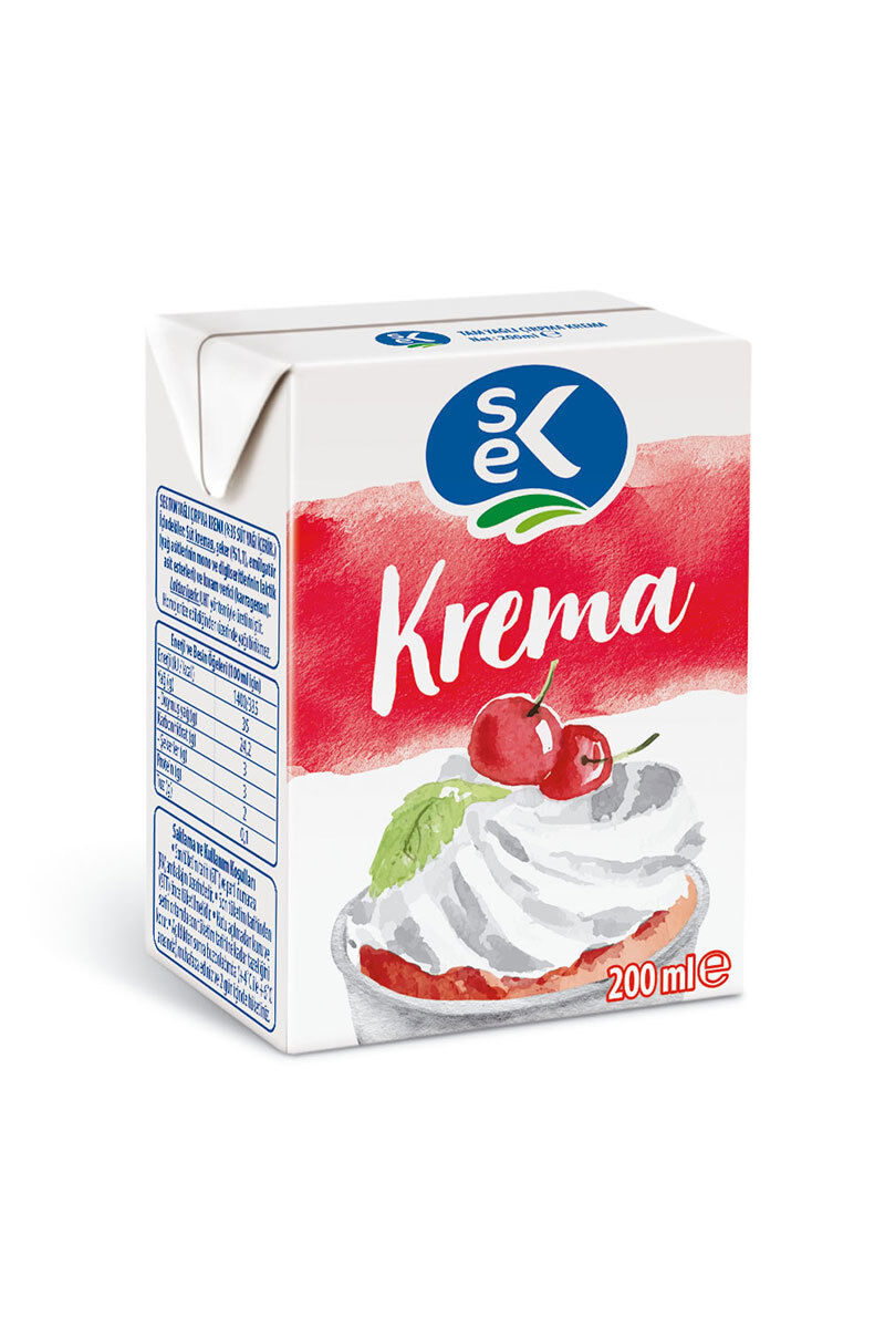 Image for Sek Krema 200 Ml Sıvı from Eskişehir