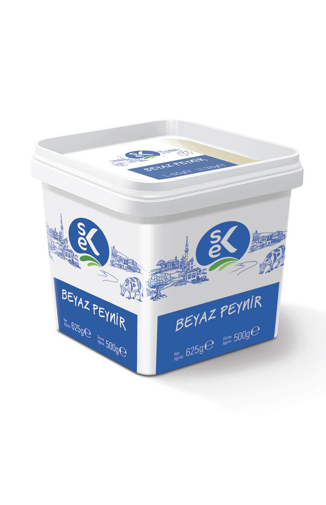 Image for Sek Beyaz Peynir 500 Gr from Bursa