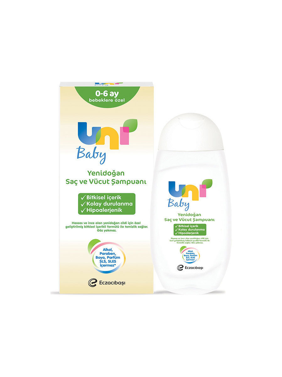 Image for Unibaby 200Ml Yenidoğan Şampuan from Bursa