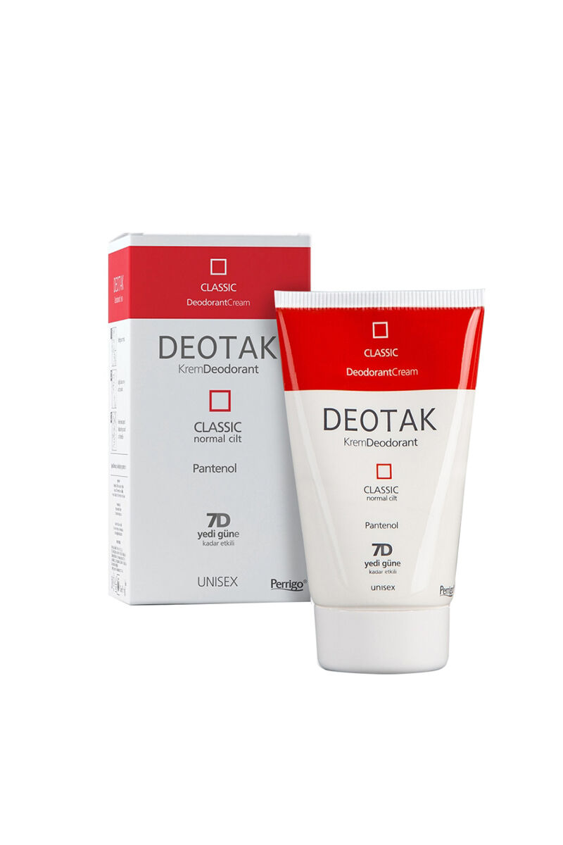 Image for Deotak Krem Deodorant 35 Ml Klasik from Eskişehir