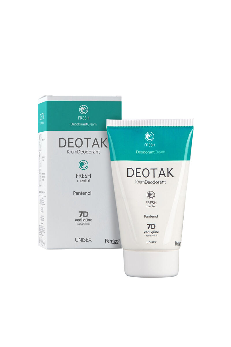 Image for Deotak Krem Deodorant 35 Ml Fresh from Antalya