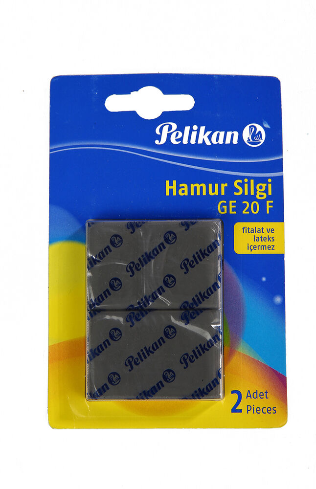 Image for Hamur Silgi Sanatsal Pelikan Ge-20F 2 Lı from Bursa