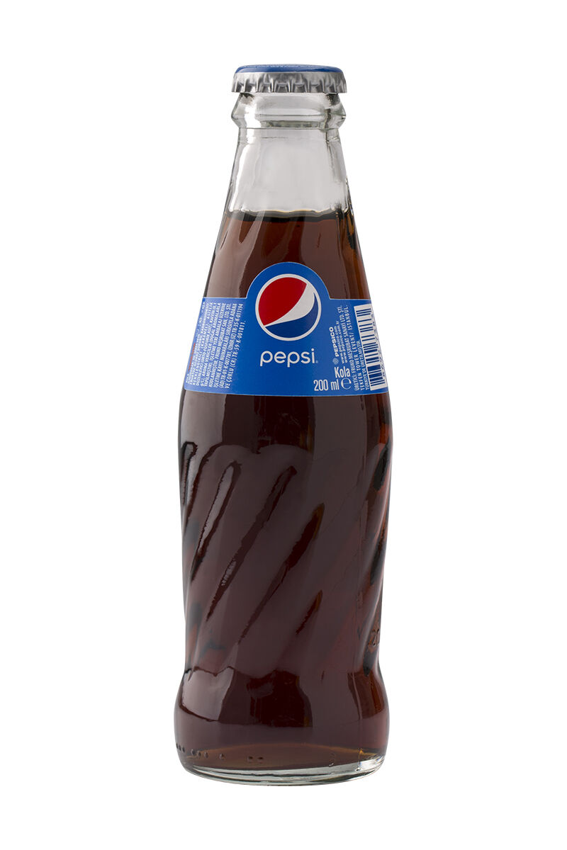 Pepsi 200 Ml Cola Cam Şişe