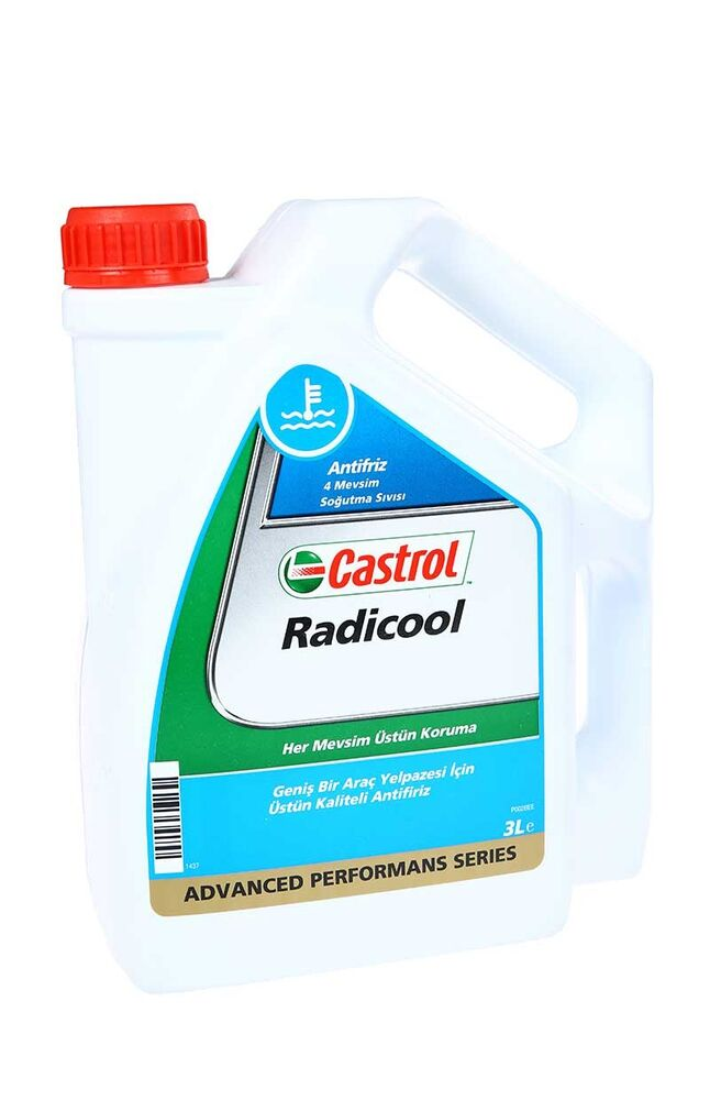 Image for Castrol Antifreeze 3Lt from Antalya
