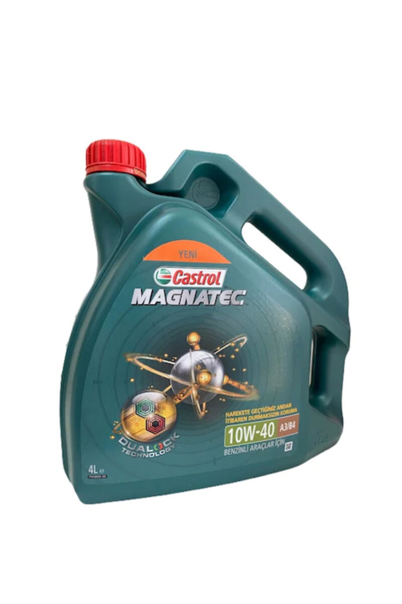 Image for Castrol Magnatec 10W/40 Motor Yağı 4Lt from Bursa