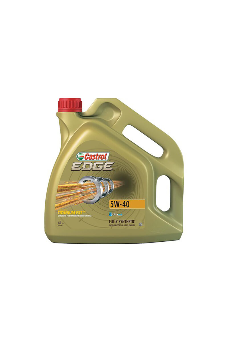 Image for Castrol Edge 5W/40 Motor Yağı 4Lt from Antalya