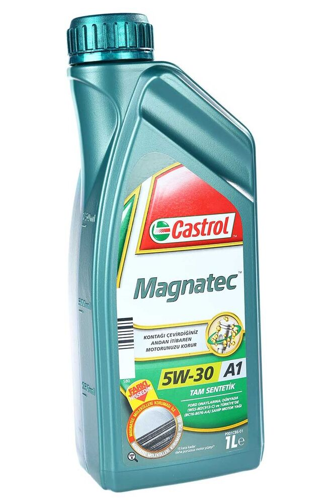 Image for Castrol Magnatec 5W-30 Motor Yağı 1Lt from Antalya
