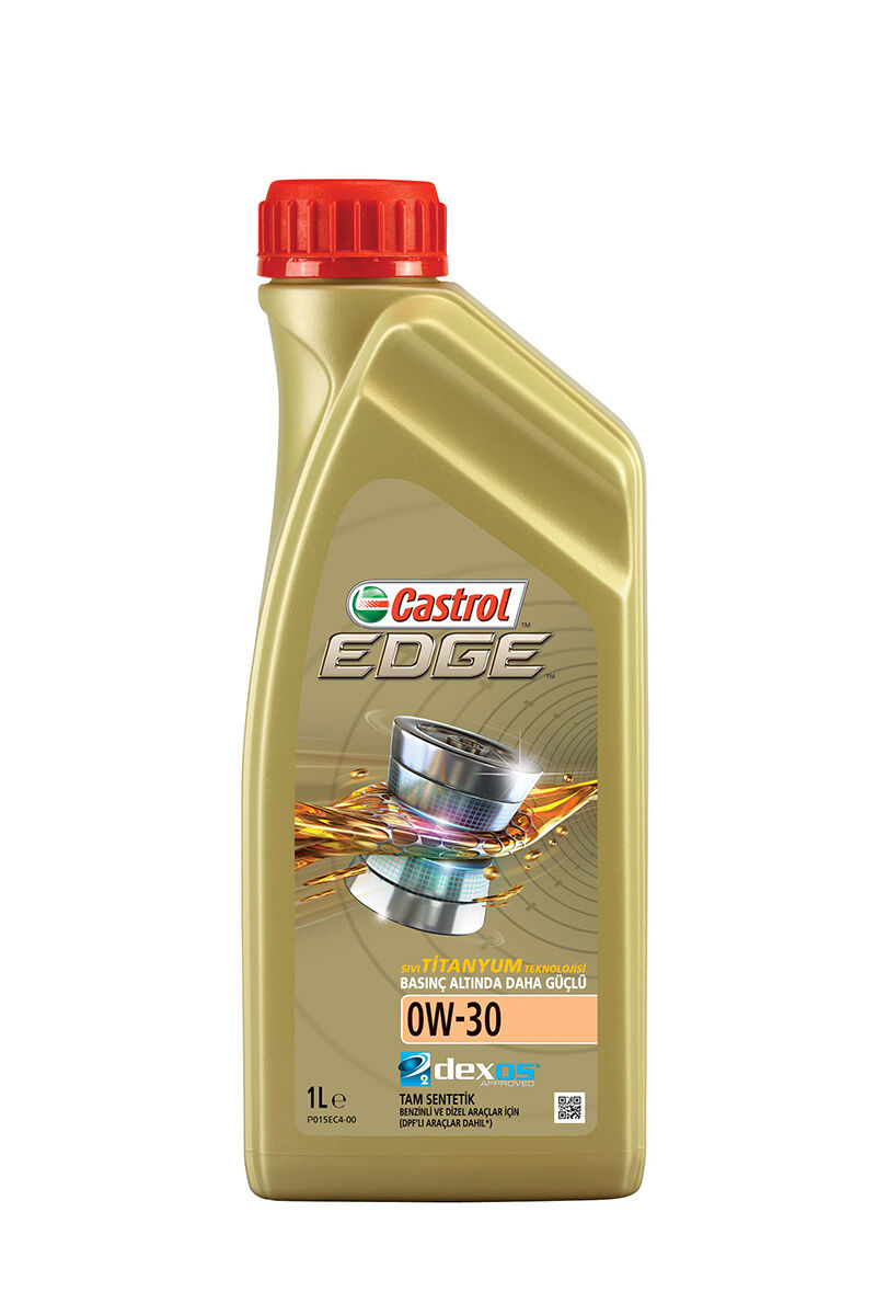 Image for Castrol Edge 0W-30 Motor Yağı 1Lt from Bursa