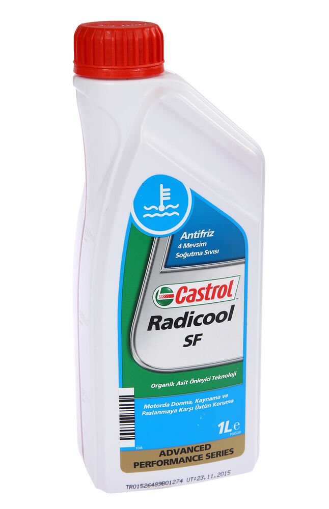 Castrol Antifreeze 1Lt Sf