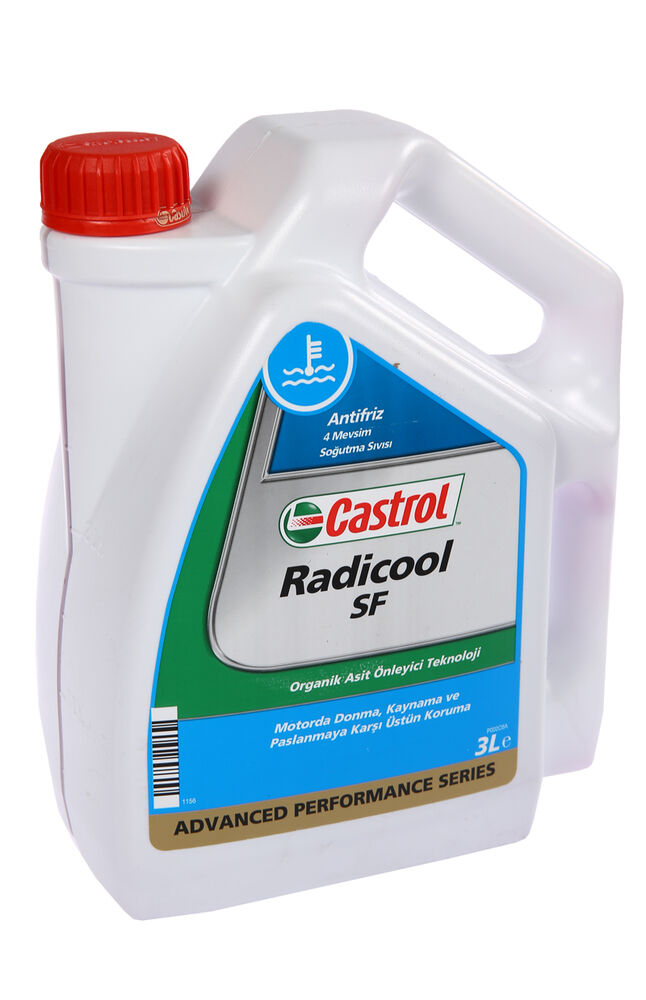 Castrol Antifreeze 3Lt Sf