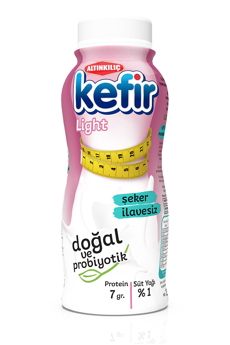 Altınkılıç Light Kefir 250 Ml