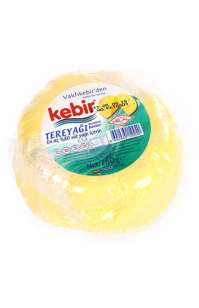 Image for Kebir Tereyağı 750 Gr from Kocaeli
