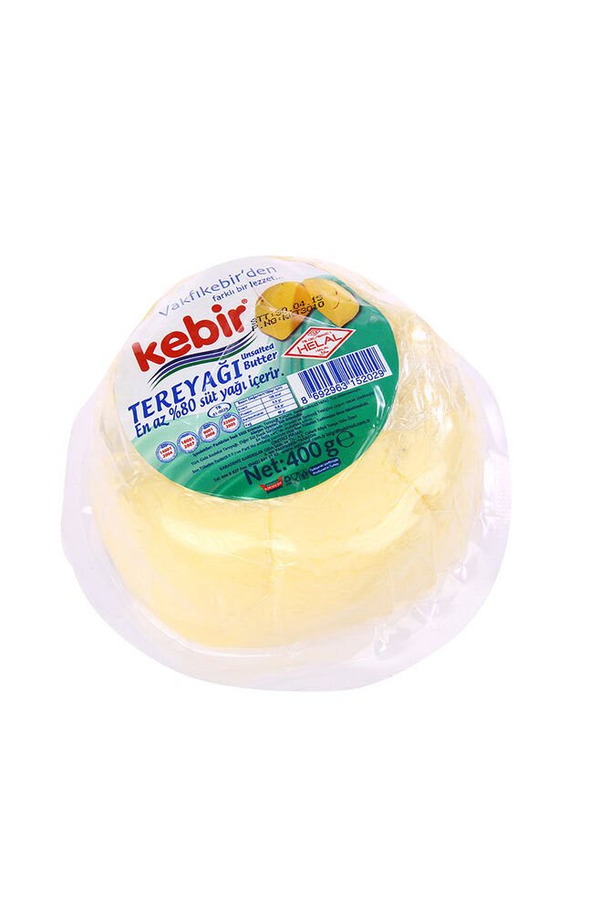 Image for Kebir Tereyağı 400 Gr from Kocaeli