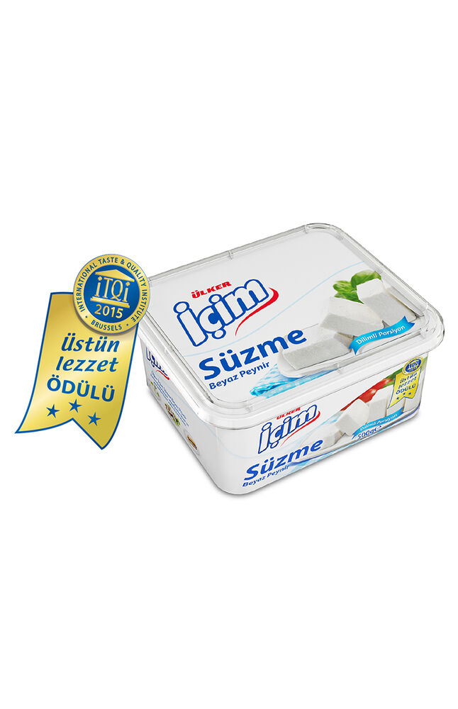 Image for İçim Süzme Peynir 500 Gr from Bursa