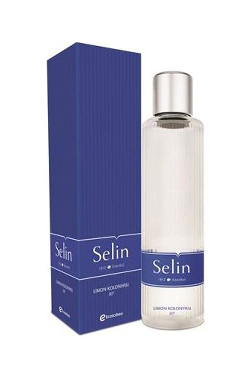 Selin Kolonya 200Ml Limon Pvc 200 Ml