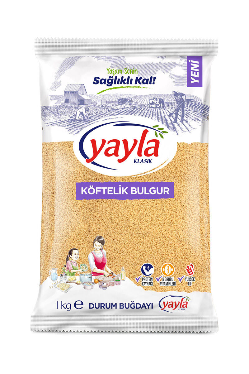 Image for Yayla Köftelik Bulgur 1 Kg from Bursa