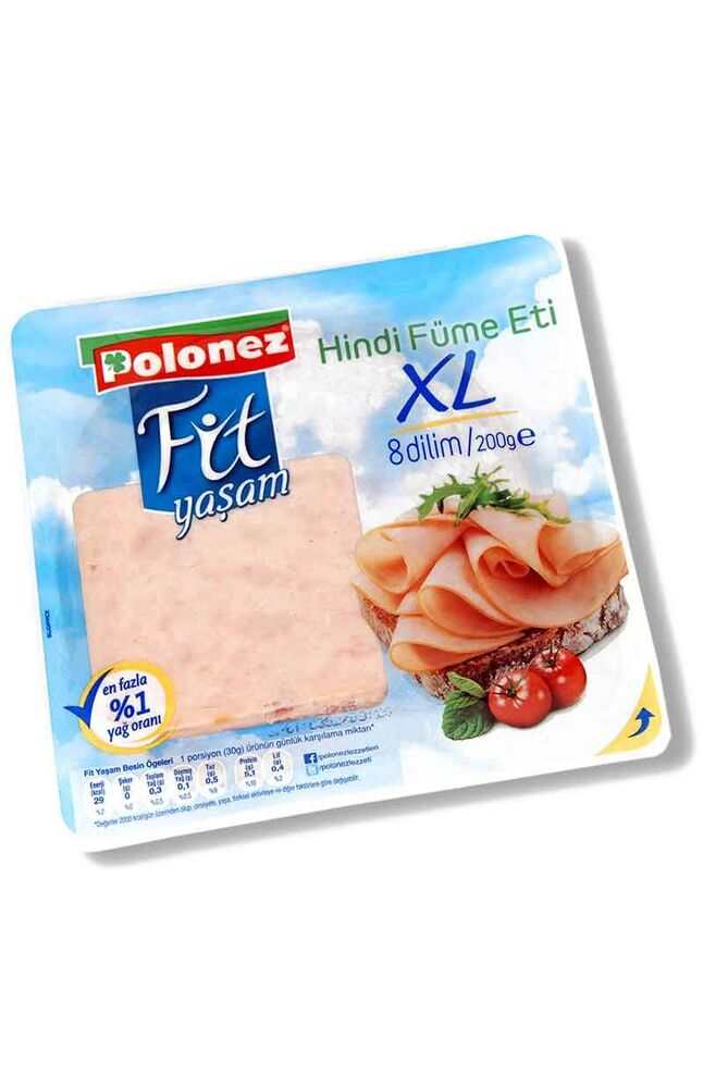Image for Polonez Hindi Füme 200 Gr from Antalya