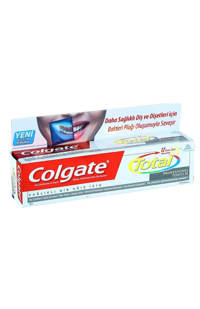 Image for Colgate Diş Macunu 100Ml Total12 Professional from Eskişehir