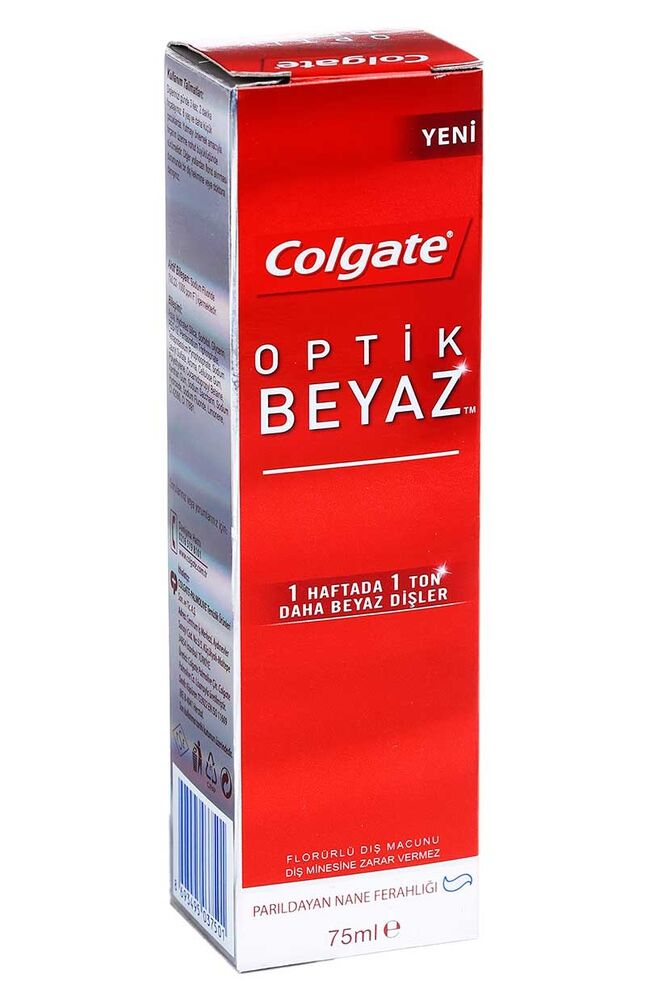 Image for Colgate Diş Macunu 75Ml Optik Beyaz from Antalya