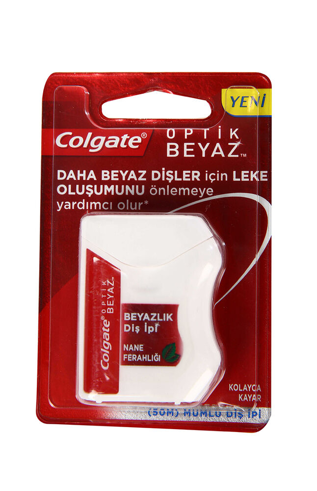 Image for Colgate Diş İpi Optik Beyaz from Antalya