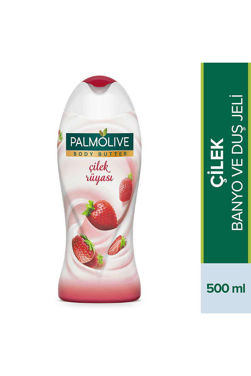 Palmolive Duş Jeli Body Butter 500 Ml Çilek