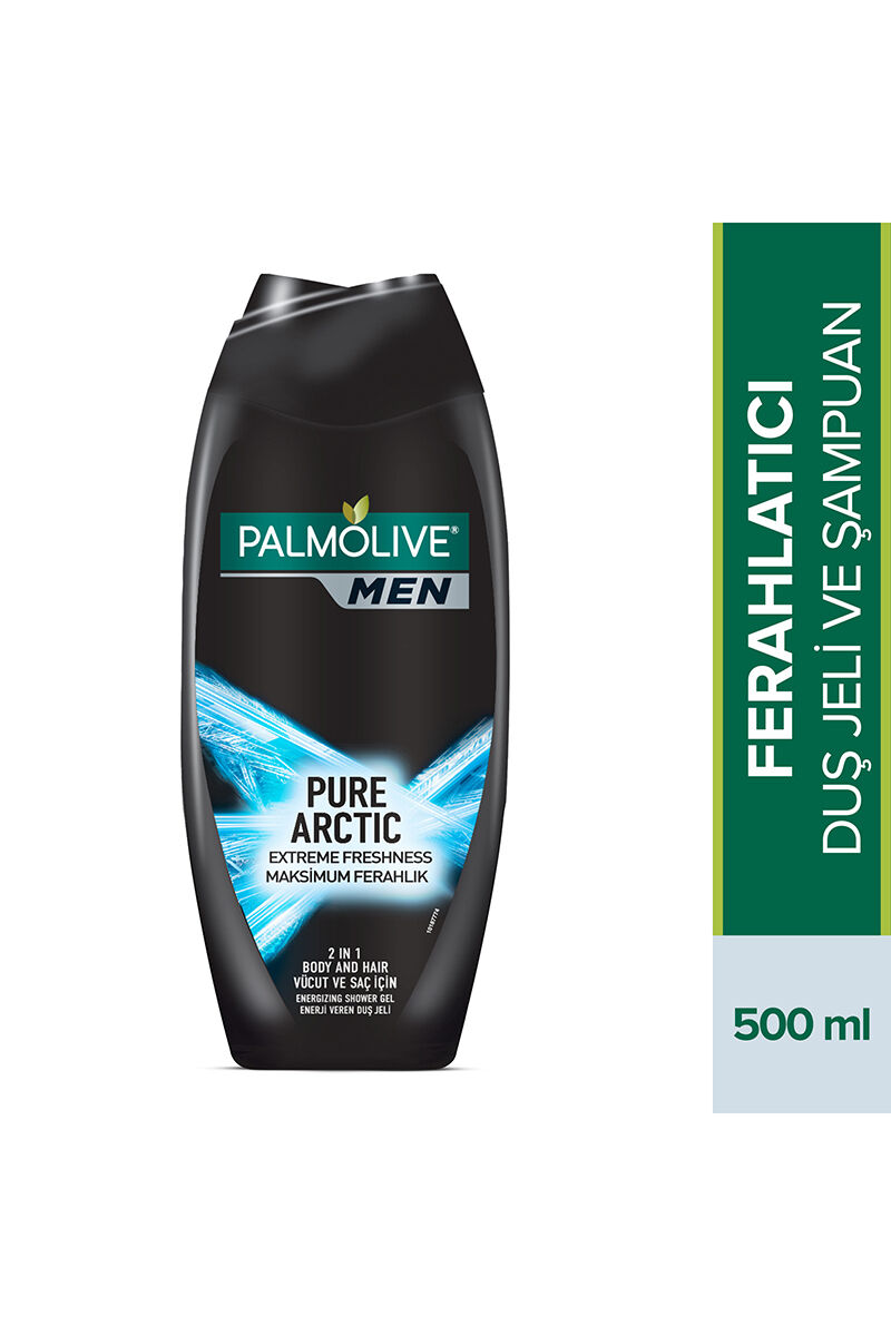 Image for Palmolive Duş Jeli 500 Ml Men Pure Arctic from Antalya