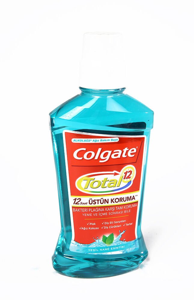 Image for Colgate Ağız Suyu 500 Ml Total Nane from Eskişehir