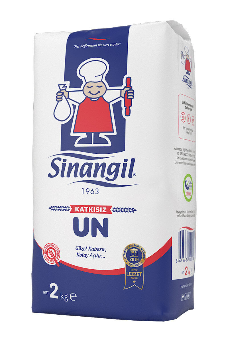 Image for Sinangil Un 2 Kg from İzmir