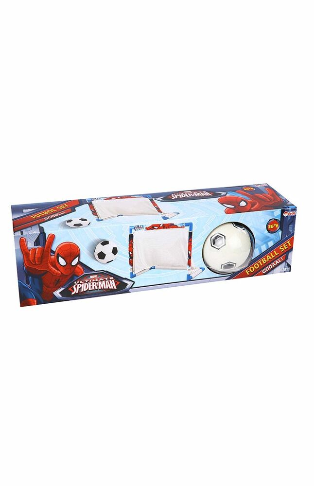 Spiderman Futbol Set Kale+Top