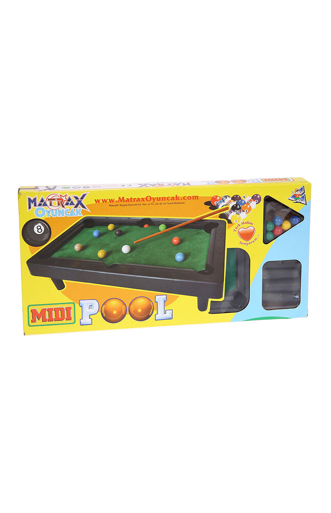 Image for Matrax Bilardo Oyunu Orta Boy from Antalya