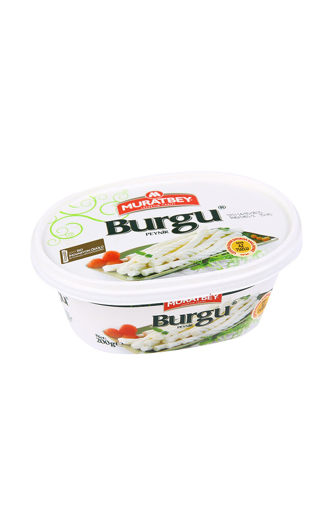 Image for Muratbey Burgu Peyniri 200 Gr from Bursa