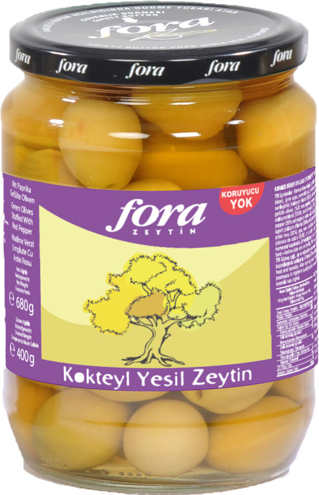 Image for Fora Edremit Çizik 400 Gr (230-260) from Eskişehir