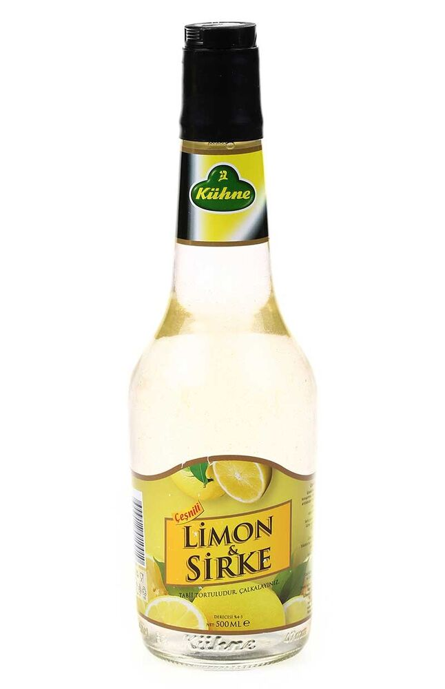 Image for Kühne Limon Sirkesi Cam 50 Cl from İzmir