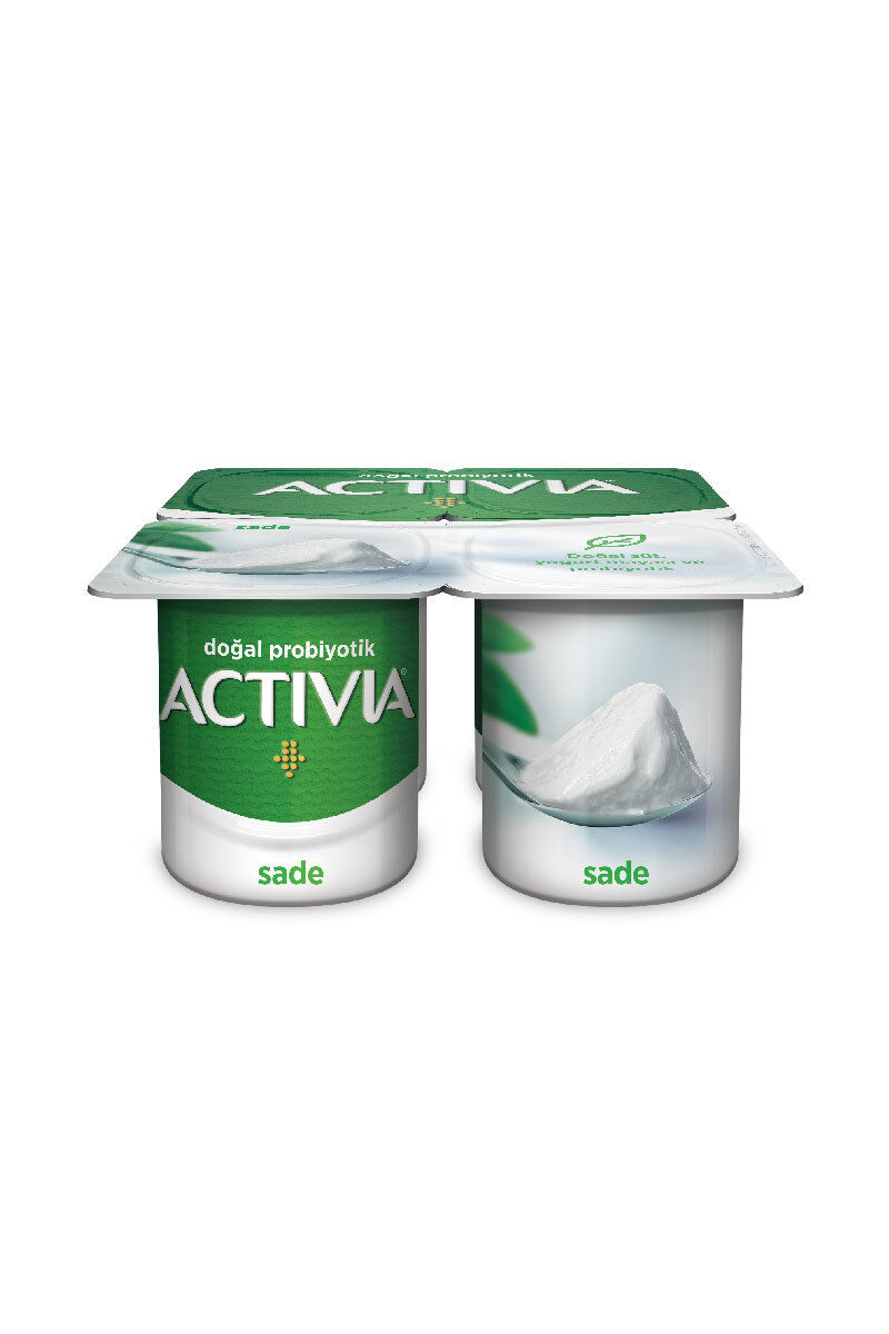Image for Danone Activia 4*110 Gr Sade from İzmir