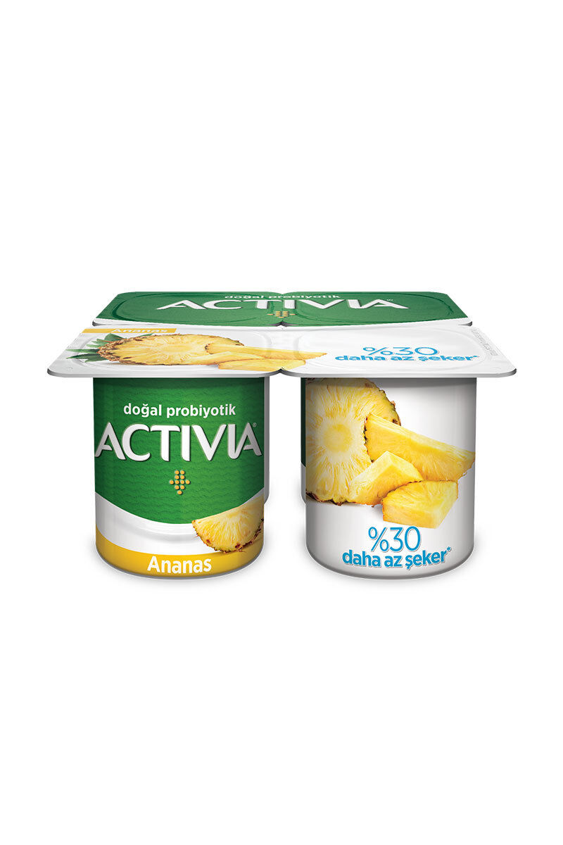 Image for Danone Activia 4*110 Gr Ananaslı from Bursa