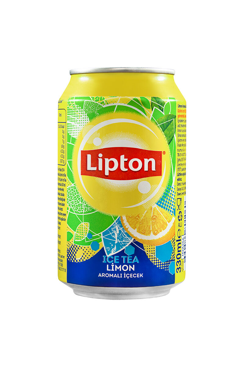 Lipton Ice Tea 330Ml Limon