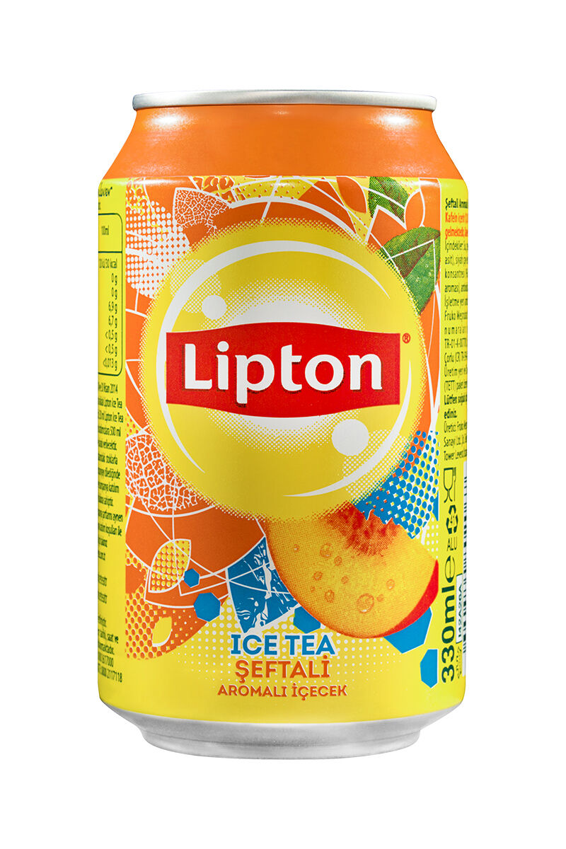 Lipton Ice Tea 330Ml Şeftali