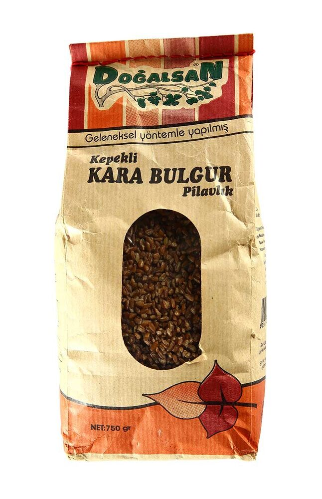 Image for Doğalsan Pilavlık Kara Bul. 750 Gr from Bursa