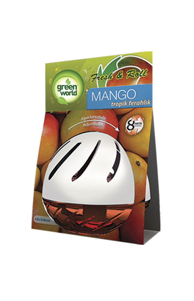Image for Green World Küre 75 Ml Mango from Bursa