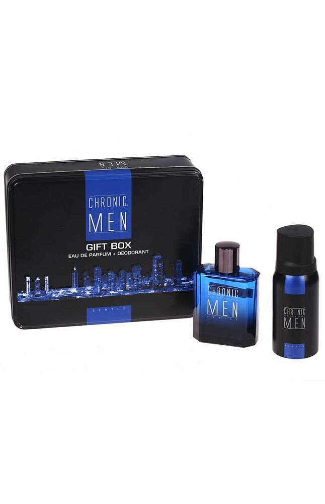 Chronic Men Edp Parfüm 100Ml + 150Ml Deodorant Gentle